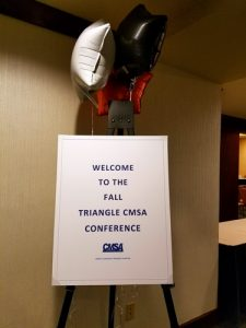 fall triangle cmsa conference raleigh nc